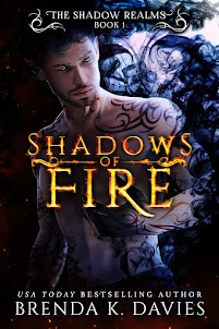 Shadows of Fire (The Shadow Realms, Book 1) is now available!