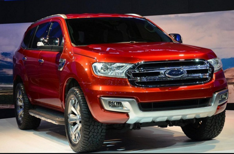 Ford Expedition Redesign 2017