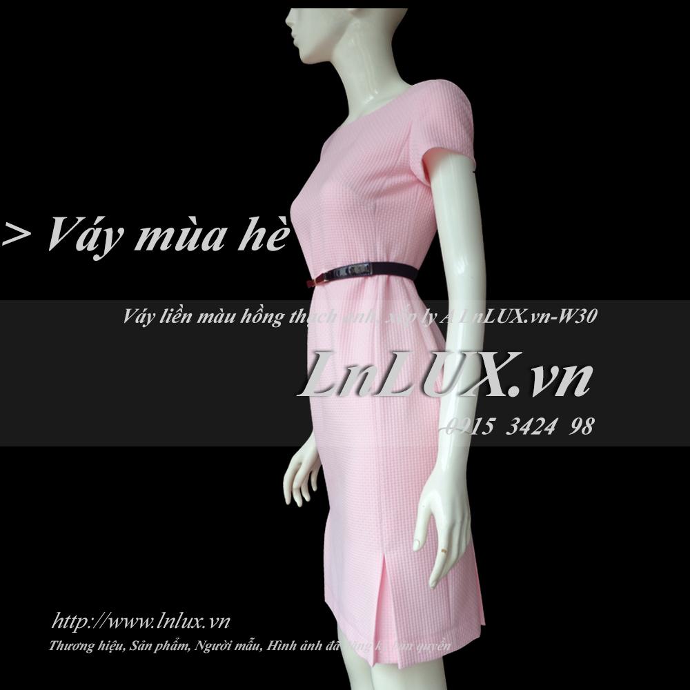 lnlux.vn-vay-mua-he-mau-hong-thach-anh-xep-ly-a-lnlux-w30.