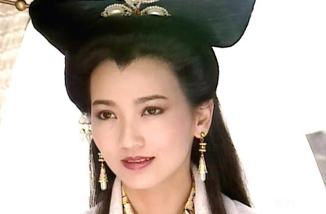 Angie Chiu 1992 drama New Legend of Madame White Snake
