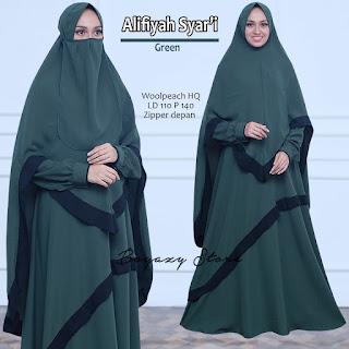 Alifiyah Syar'i by Boyazy