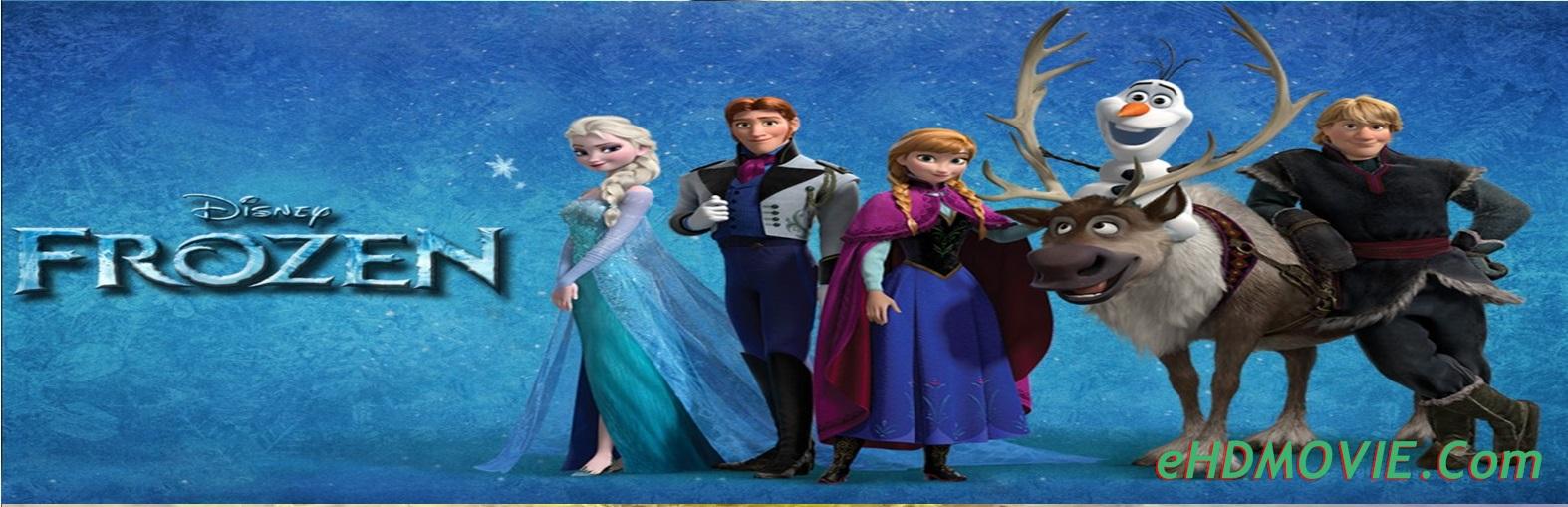 Frozen 2013 Full Movie Dual Audio [Hindi – English] 720p - 480p ORG BRRip 350MB - 950MB ESubs Free Download