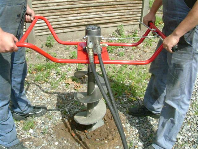 Строительно-монтажные работы: июля 2011  Шурф В Бурении