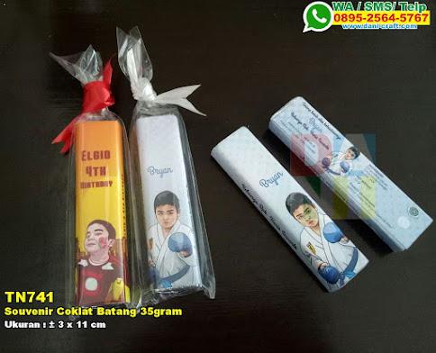 Souvenir Coklat Batang 35gram
