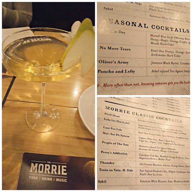 Restaurant review and giveaway: The Morrie, Royal Oak, Michigan