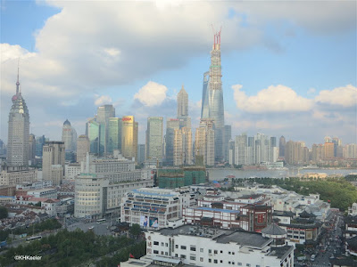 Shanghai in 2010
