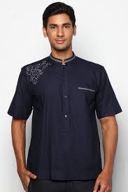 Kumpulan Model Baju Muslim Pria Gemuk Terpopuler Dengan Desain Terbaru