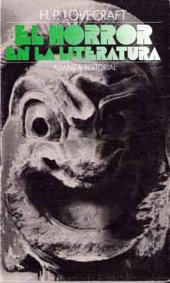 El Horror en la literatura, un ensayo de Lovecraft clave para entender la literatura de carácter fantástico