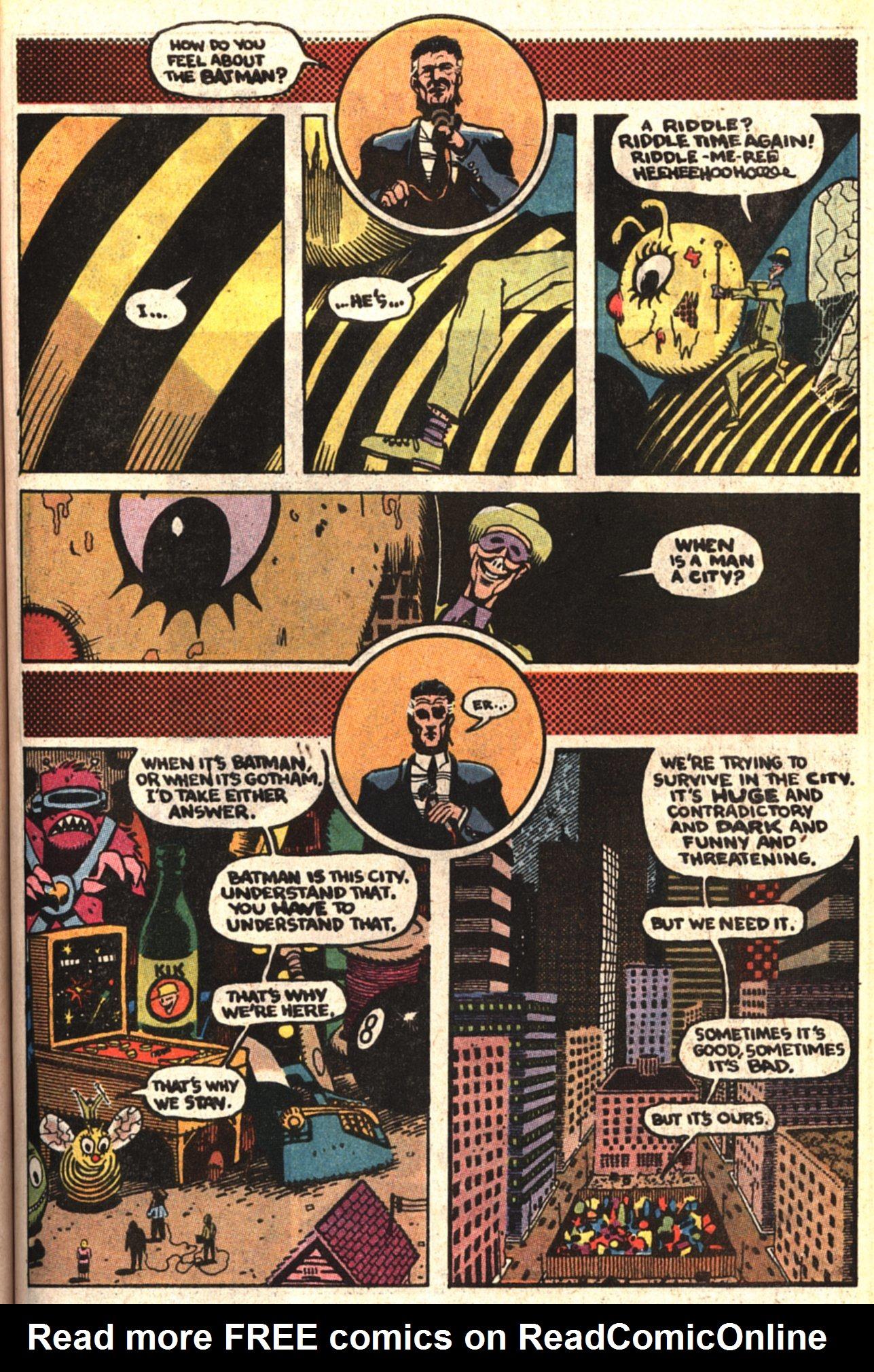 Read online Secret Origins (1986) comic -  Issue # _Special 1 - 34