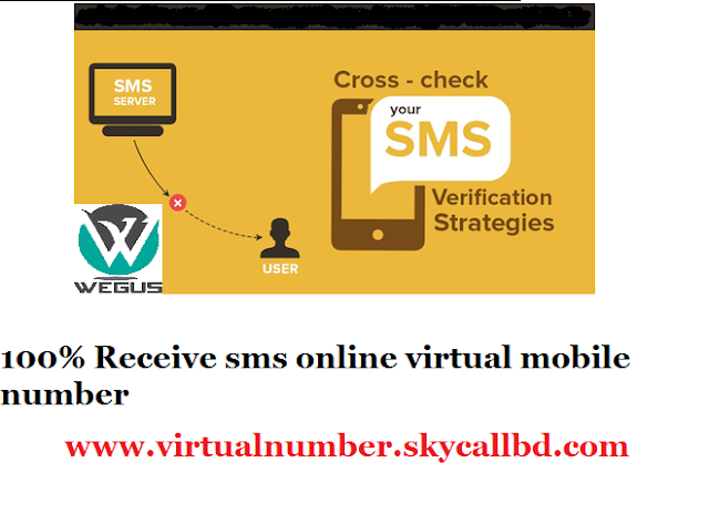 Receive Sms Online Virtual Mobile Number