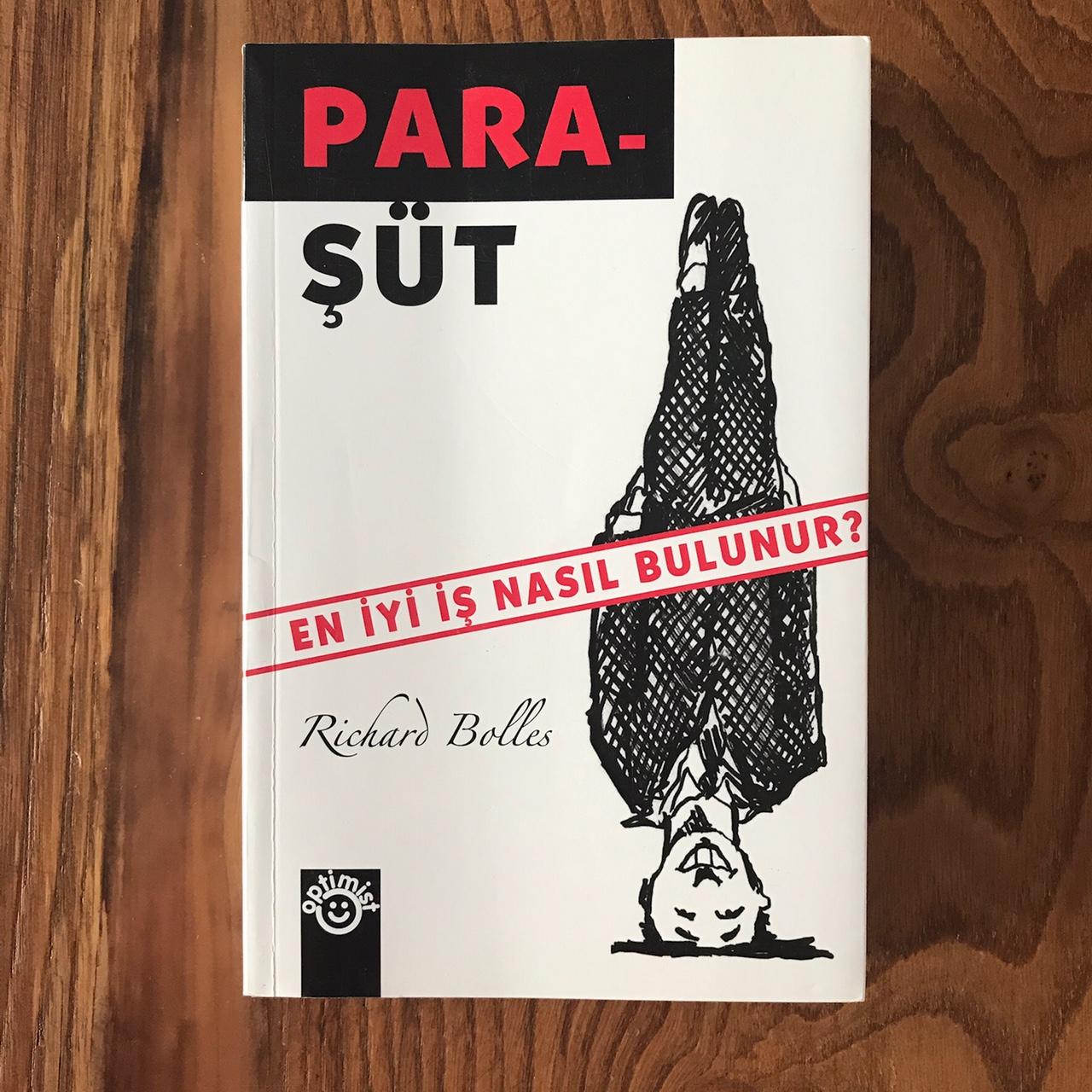 Parasut (En Iyi Is Nasil Bulunur?) (Kitap)