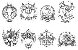 Tatuaż Etniczny Symbole