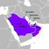 Download Free Shapefiles Layers Of Gulf Cooperation Council