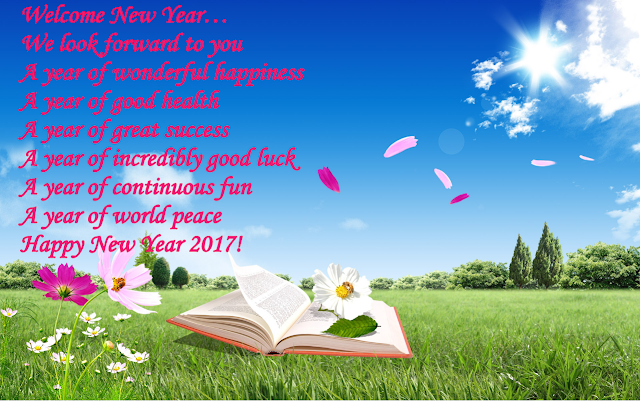 Happy New Year pleasent quotes