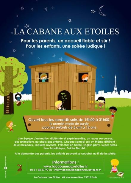 rue de la forge royale faire garder les enfants la cabane aux toiles. Black Bedroom Furniture Sets. Home Design Ideas