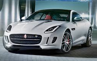 Jaguar F Type R Coupe 0-60