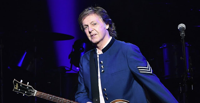 Video: Paul McCartney - Come On To Me (Letra)