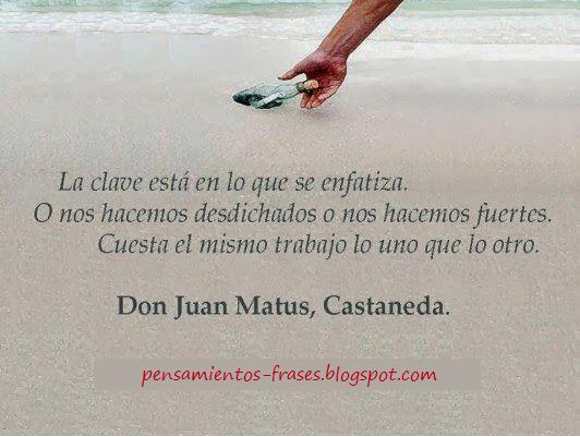 frases de Carlos Castaneda