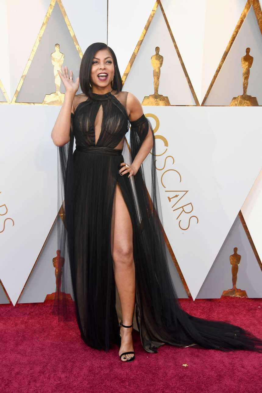 Taraji P. Henson – 2018 Academy Awards in Los Angeles