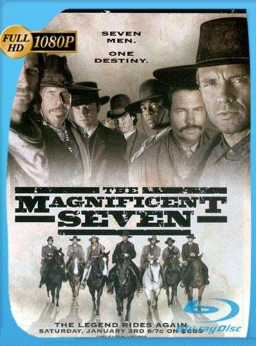 Los Siete Magníficos (1960) HD [1080p] Latino [GoogleDrive] SilvestreHD
