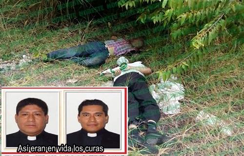 Sacerdotes, torturados y ejecutados en Veracruz; un desafío de criminales al Estado y Clero