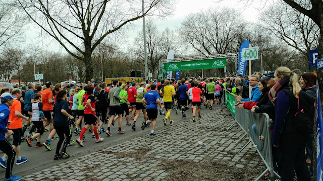 Raceday No. 30 – Winterlaufserie Duisburg 15 km – 2017