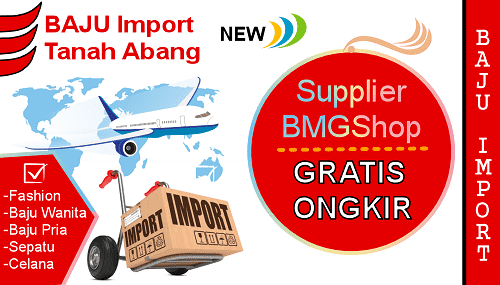 Supplier Baju Import Tanah Abang