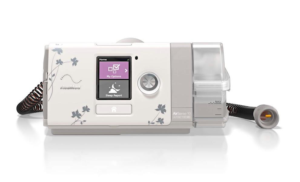 ResMed Airsense 10 AutoSet for Her - CPAP, który powstał z myślą o kobietach