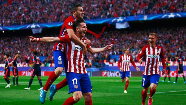 Cuplikan Gol: Atletico Madrid 1-0 Bayern Munchen (Liga Champions)