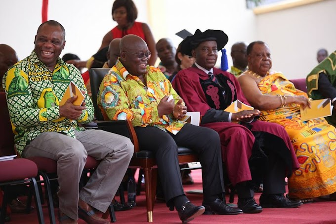 "New Educational Reforms To Focus On 'S.T.E.M' EDUCATION"" – President Akufo-Addo"