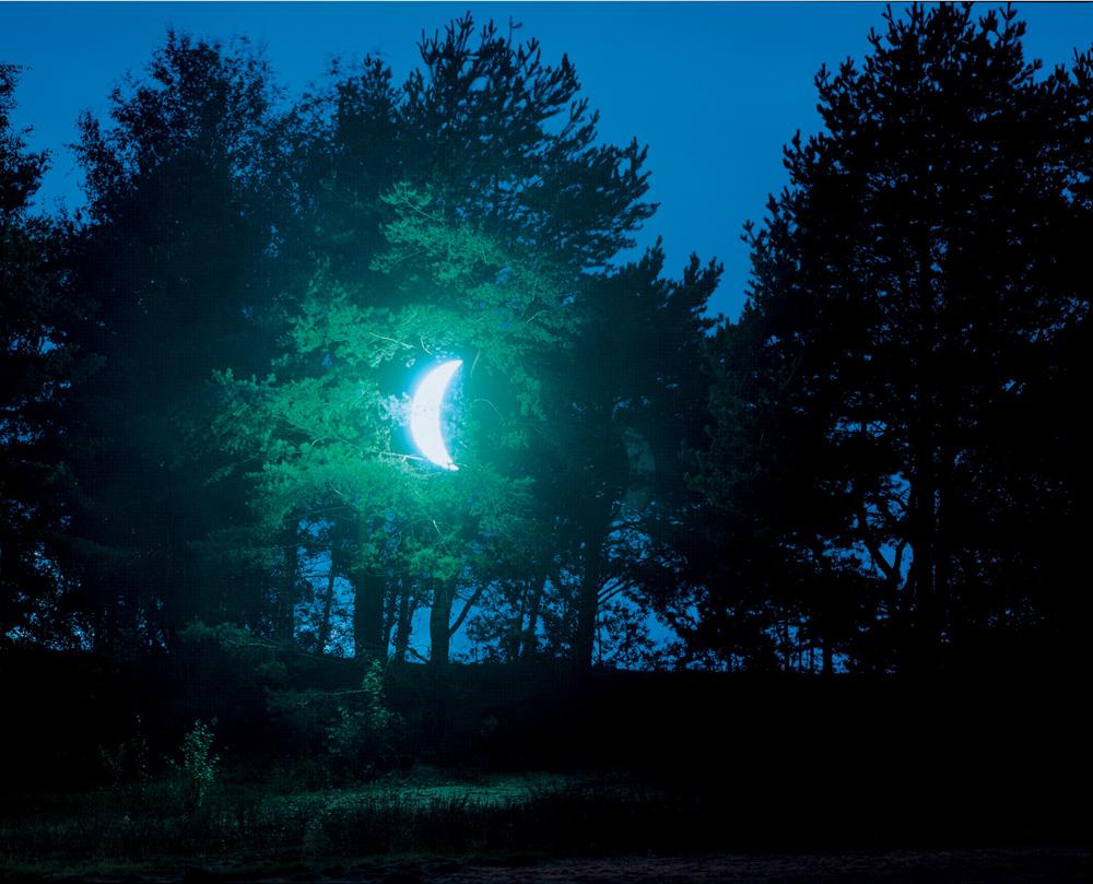Leonid Tishkov Private Moon by Leonid Tishkov