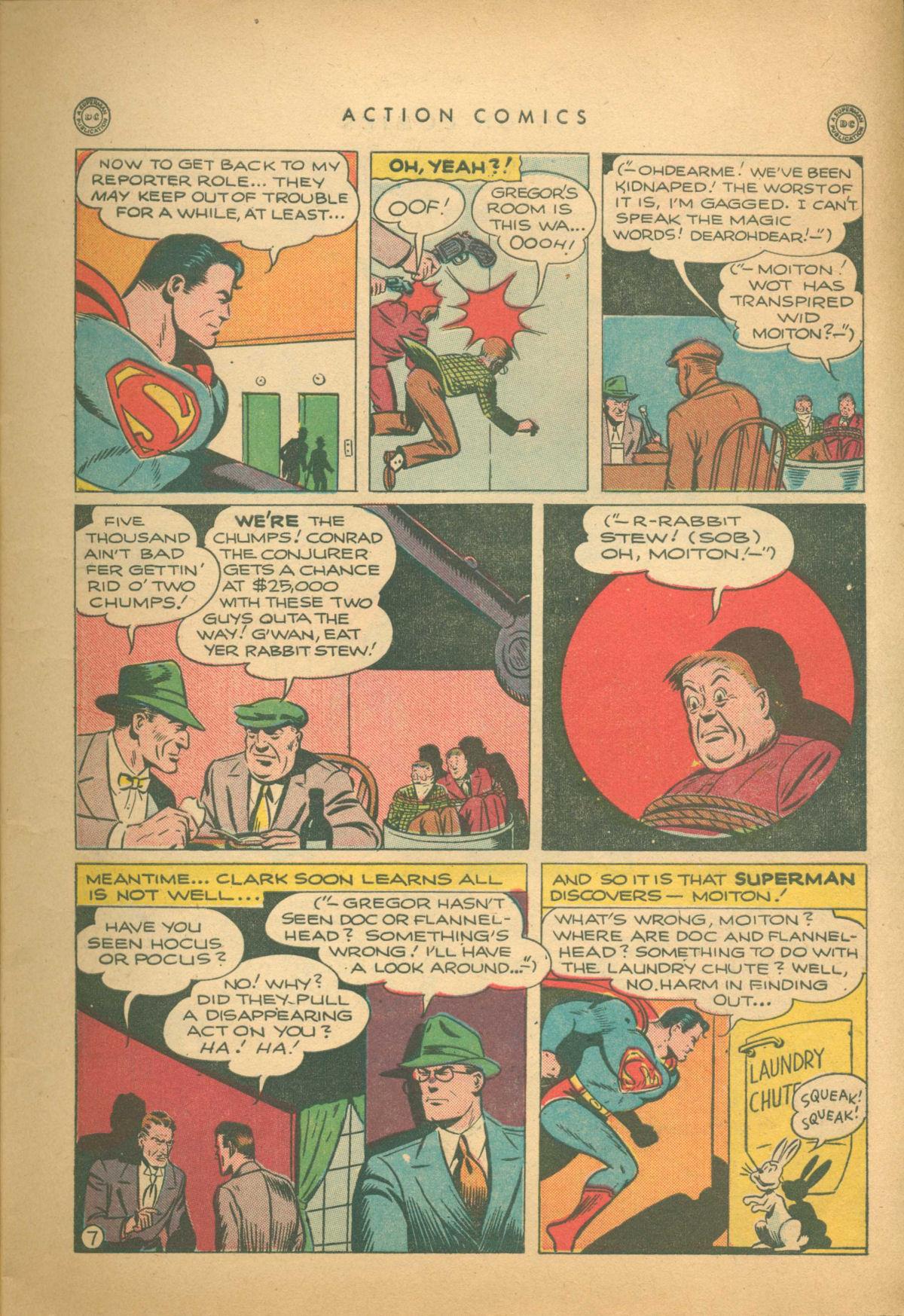 Action Comics (1938) 97 Page 9
