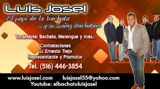 Tarjeta de Presentación Visita Cantante Bachata Bachatero Business Card Diseño Gráfico Freelance