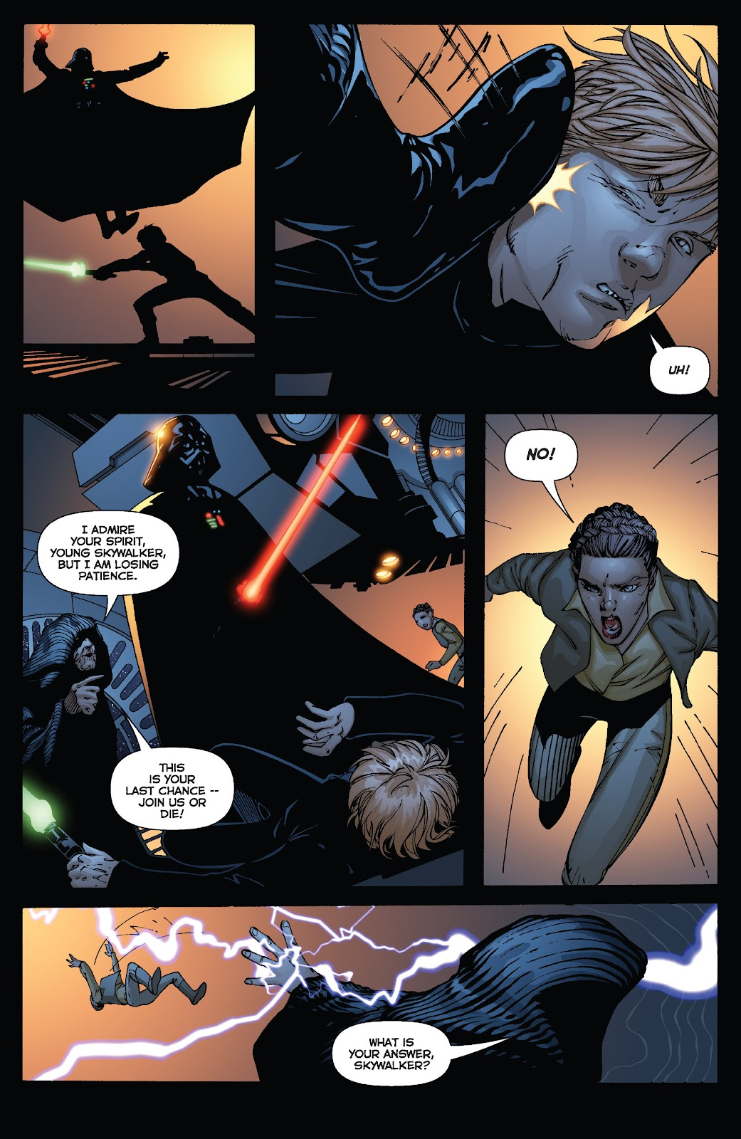 Read online Star Wars Legends: Infinities - Epic Collection comic -  Issue # TPB (Part 3) - 77