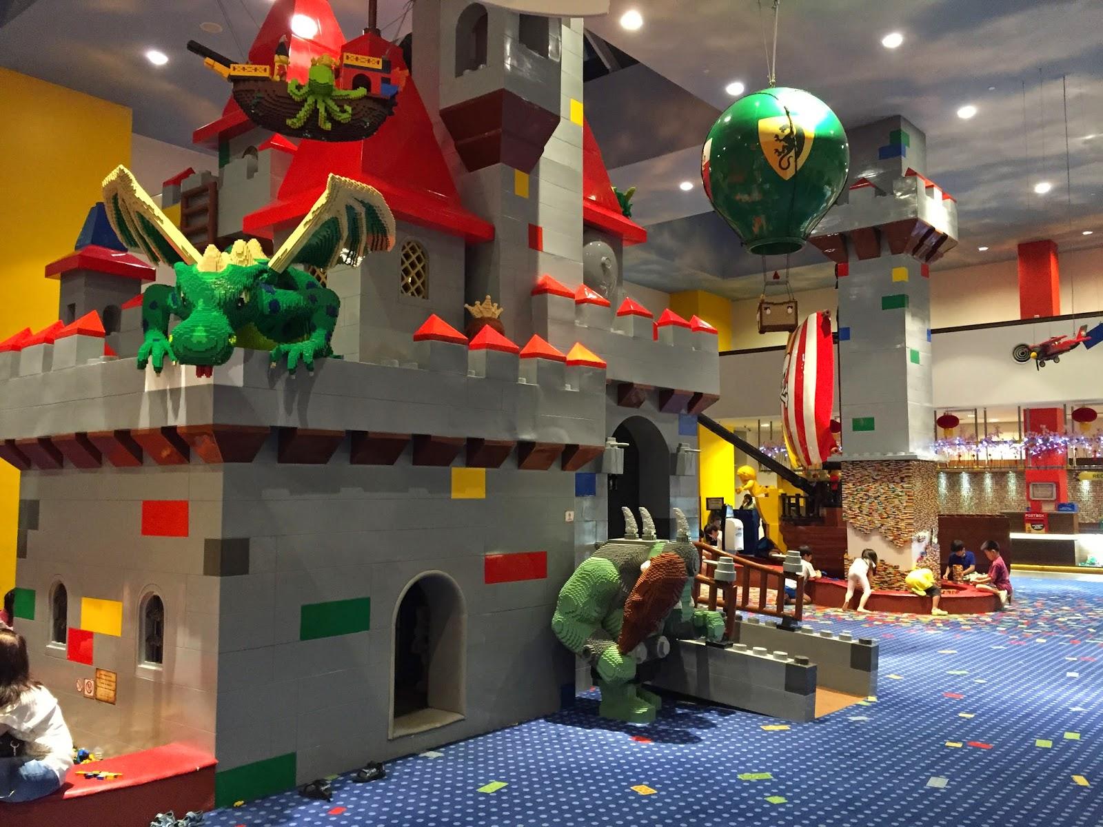 寂然世界: 新山Legoland+新加坡親子遊