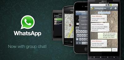 Aplicación Whatsapp Messenger