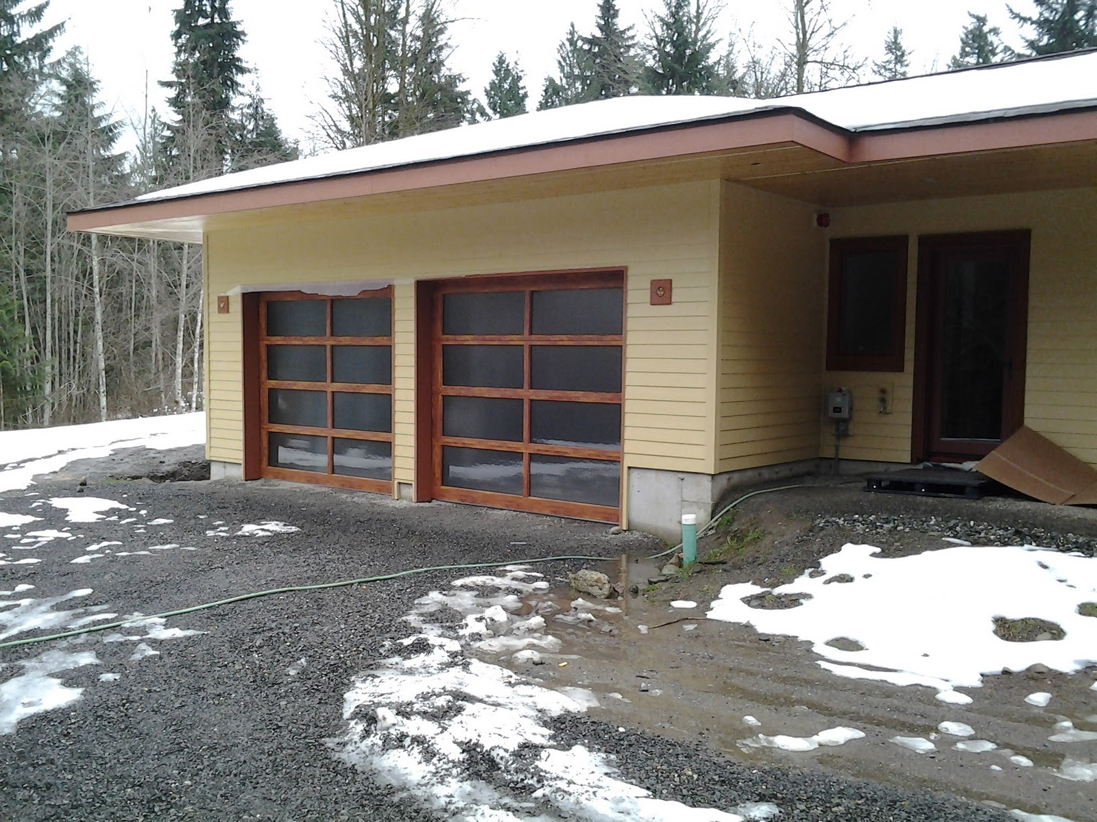 The Precision Garage Door Guy The Beauty Of Wood In A