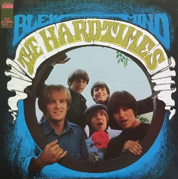 Psychedelic Rock N Roll The Hard Times Blew Mind 60s