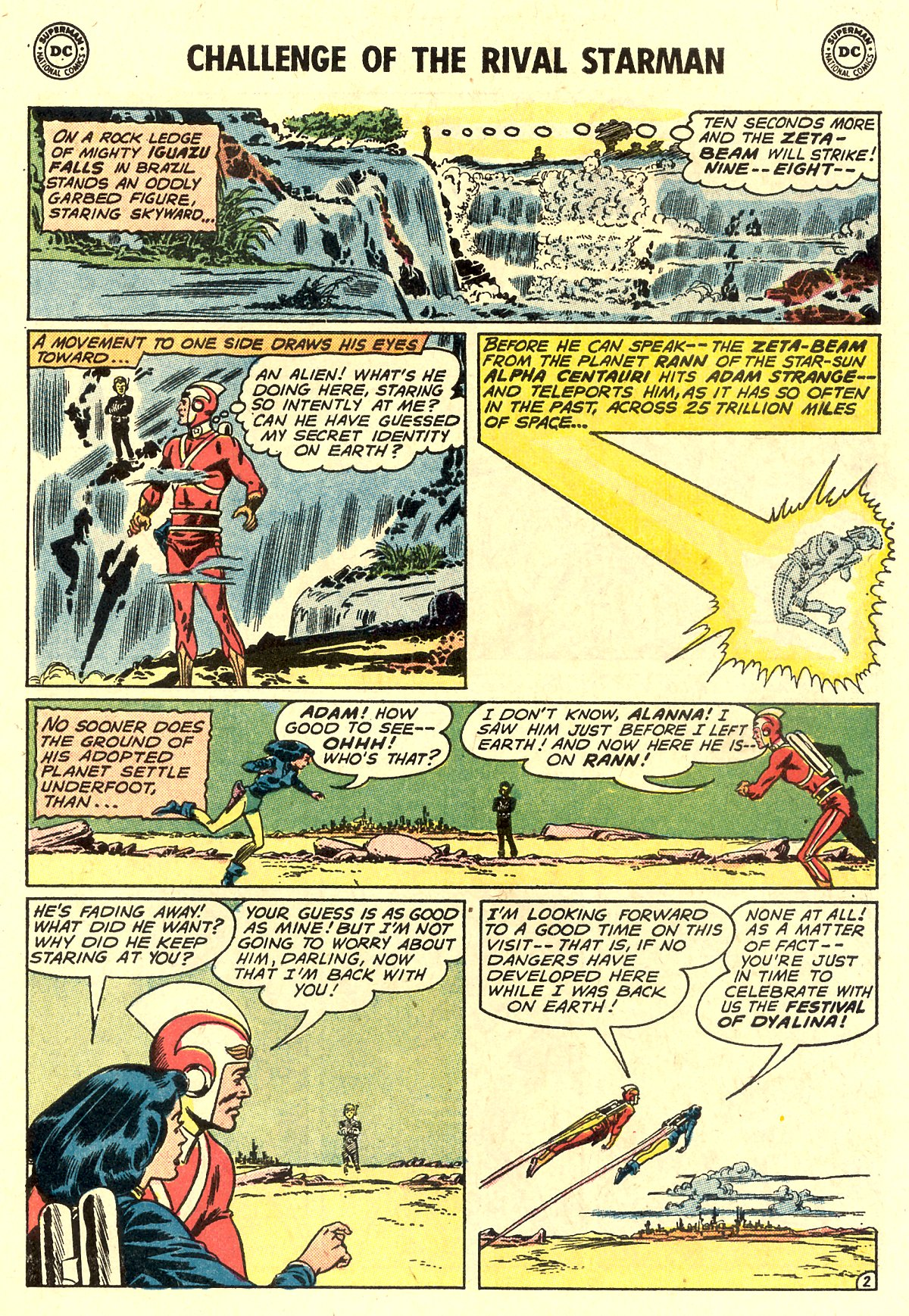 Strange Adventures (1950) issue 236 - Page 11