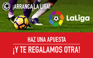 sportium aciertes o falles regalo apuesta gratis liga 18-20 agosto