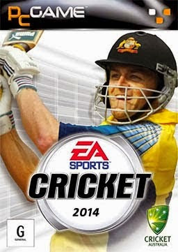 EA Cricket 2014 free download for PC