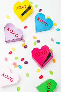 free printable heart favor boxes