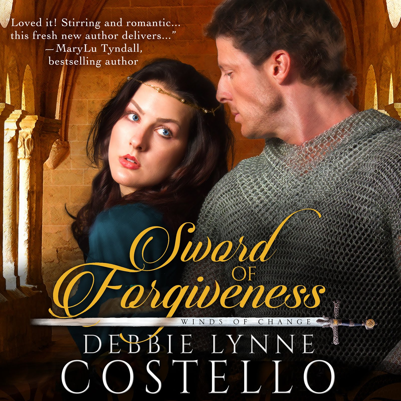 Sword of Forgiveness is now available on Audio
