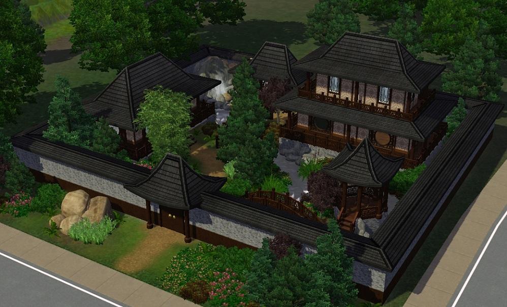 Sims 3 - Häuser, Häuser, Häuser!: kulturschock.