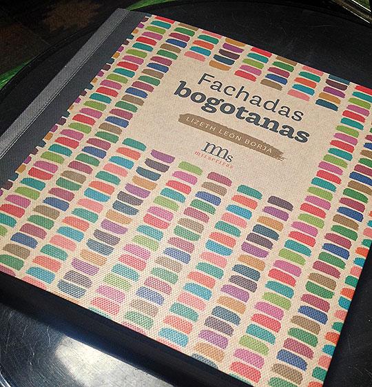 Libro. Fachadas Bogotanas