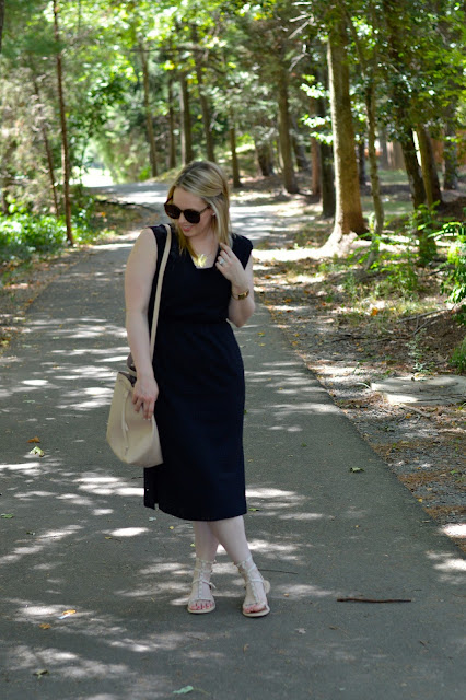 summer-black-midi-dress