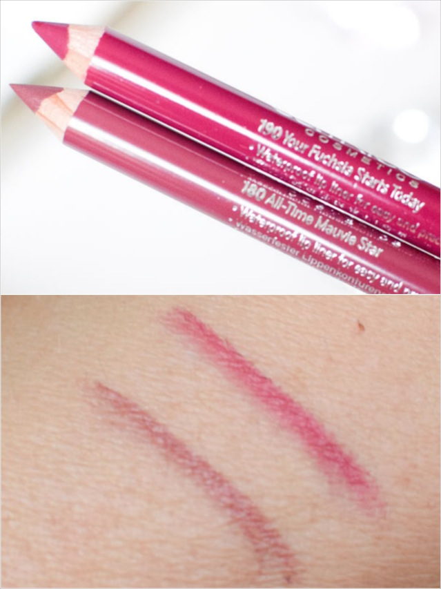 die Edelfabrik, Review, Catrice, Lip Pencil, Herbst Winter 2016, Swatch