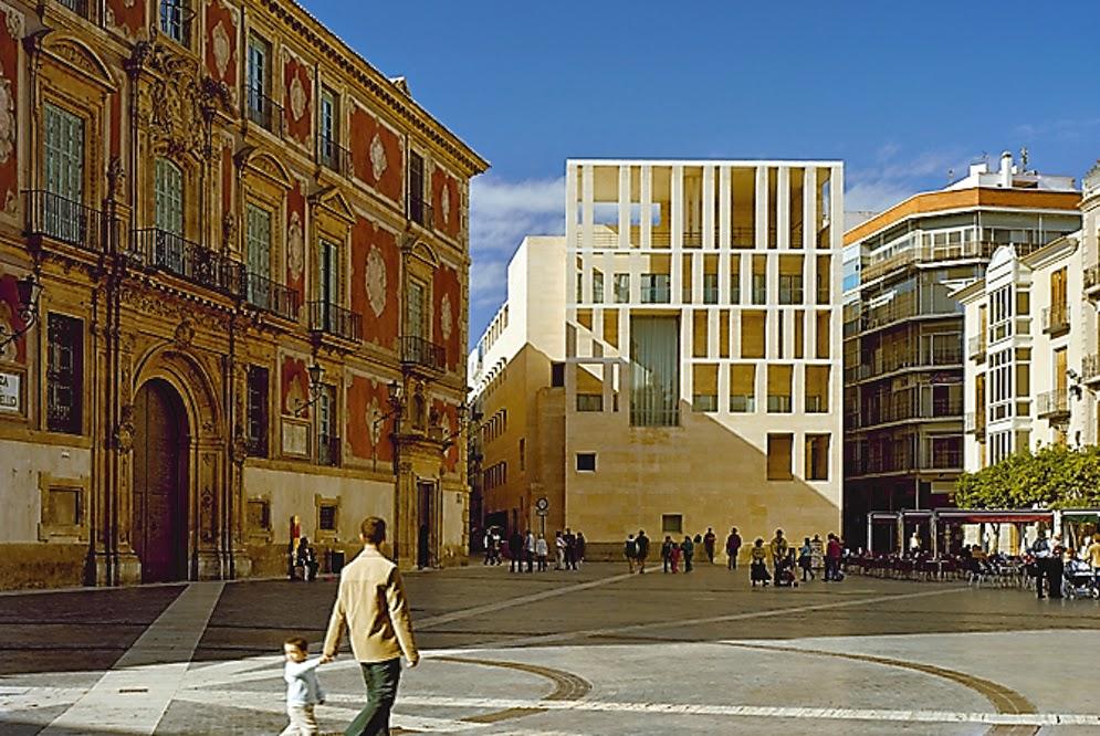 Ayuntamiento de Murcia | Rafael Moneo | Análisis + Planos