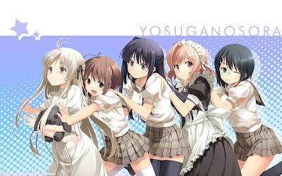 Download Yosuga no Sora: In Solitude, Where We Are Least Alone. BD Subtitle Indonesia