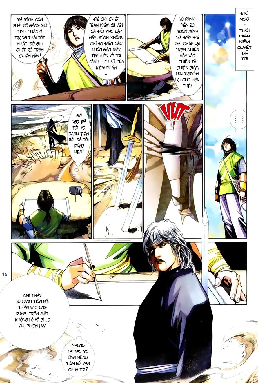 Phong Vân chap 410 Trang 15